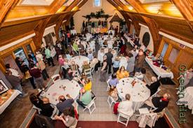 Edible Lotus dining hall