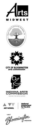 Presenting sponsors logos