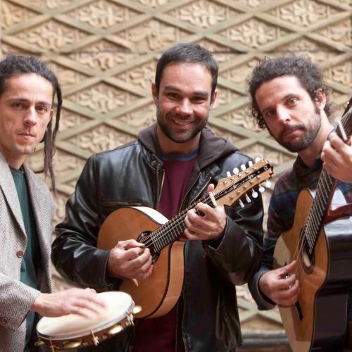trio brasileira