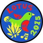 2015 Lotus Pin