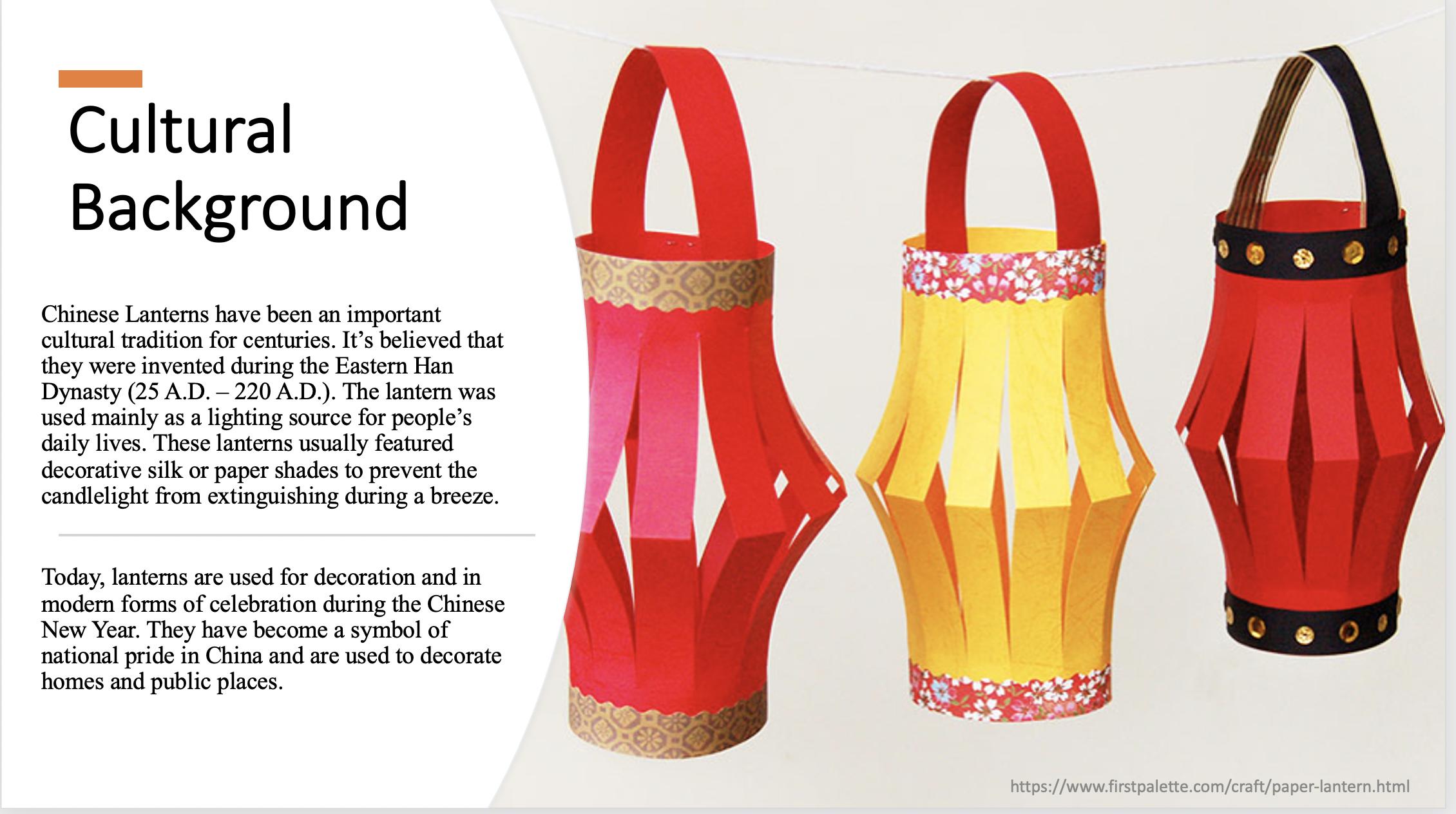 Lotus – Lotus Paper Chinese Lantern Tutorial