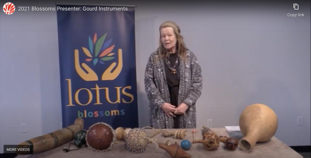 2021 Lotus Blossoms Presenter Videos