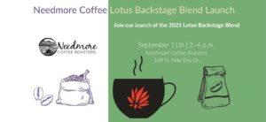 Needmore Coffee Lotus Backstage Blend Launch