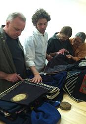 Indigo-fabrics