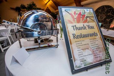 Thank you, restaurants