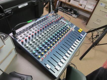 Soundboard DAAVE WEBBER